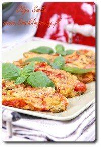 Placki pomidorowe