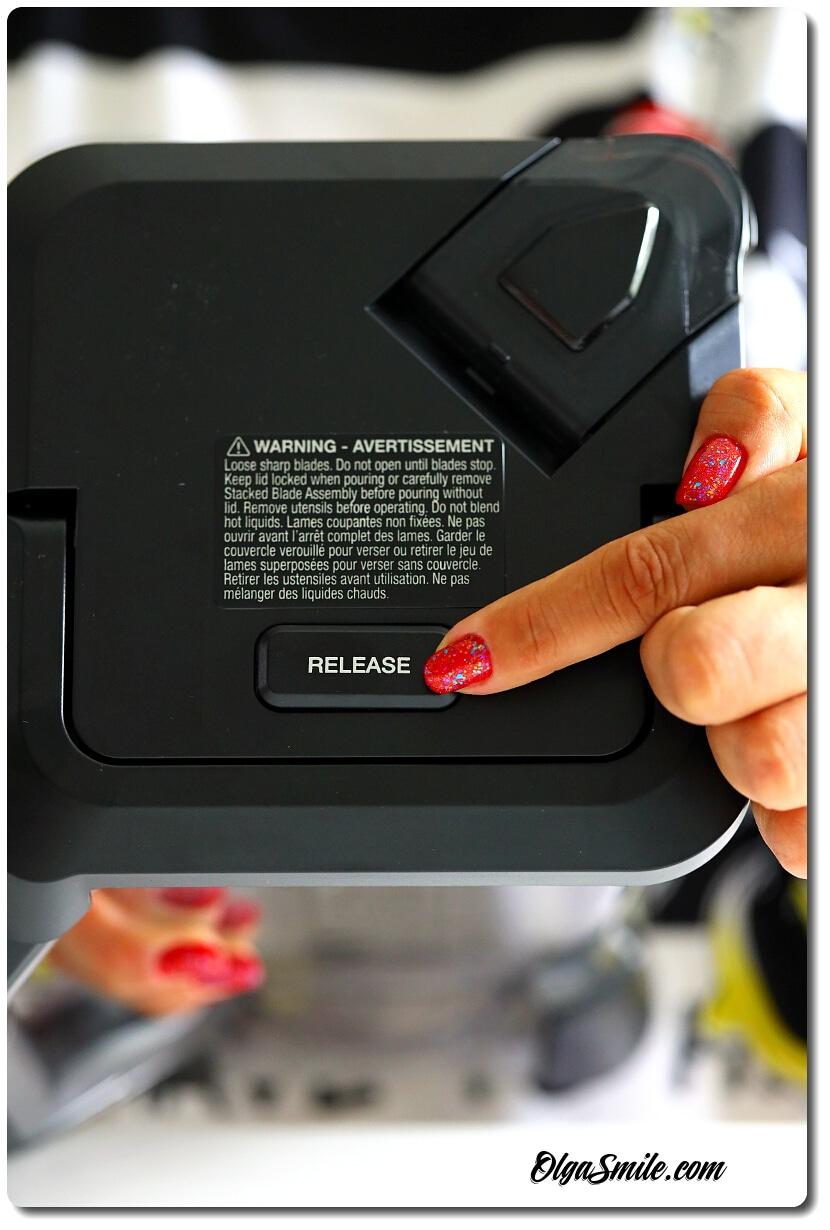 Blender wysokoobrotowy NINJA BN800EU
