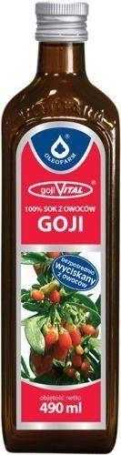 GojiVital sok z owocow goji