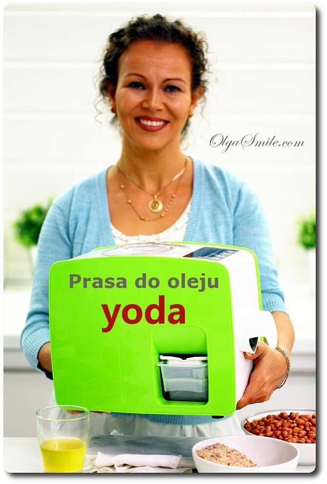 Prasa do oleju YODA