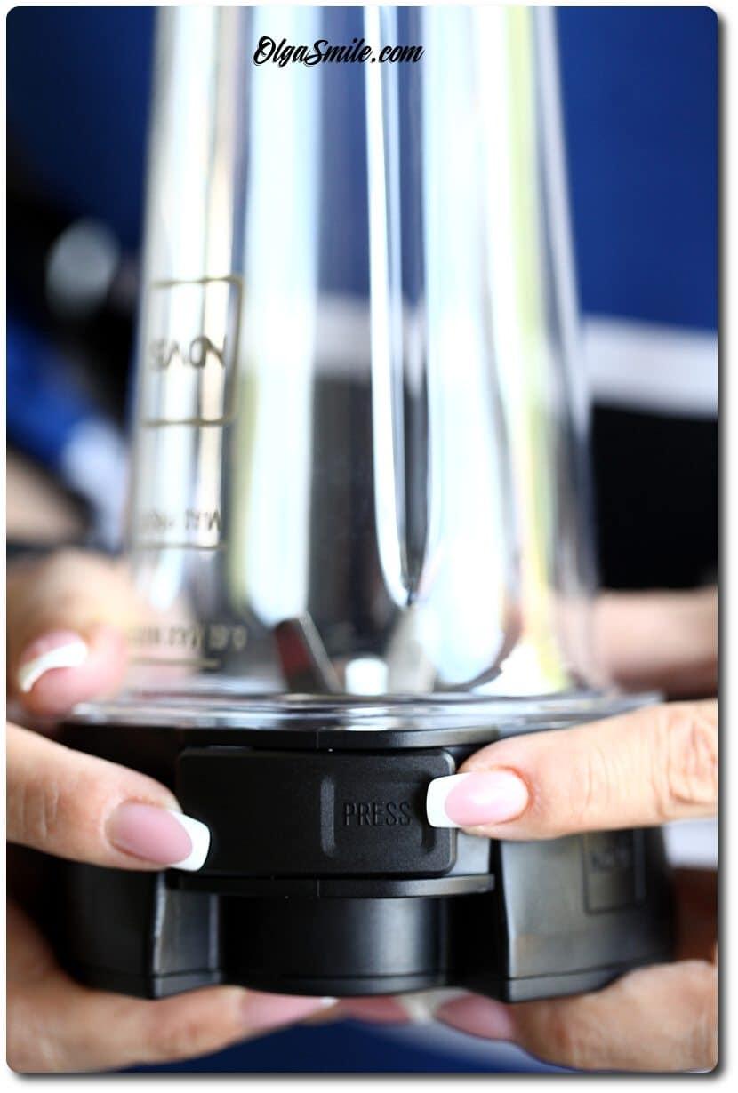 Blender kielichowy wysokoobrotowy NOVIS PRO BLENDER 880L