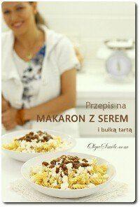 Przepis na makaron z serem