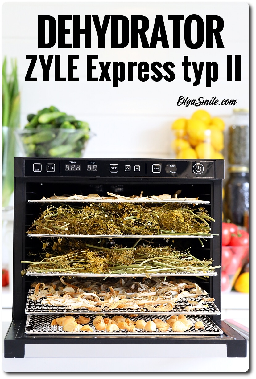 DEHYDRATOR ZYLE Express typ II