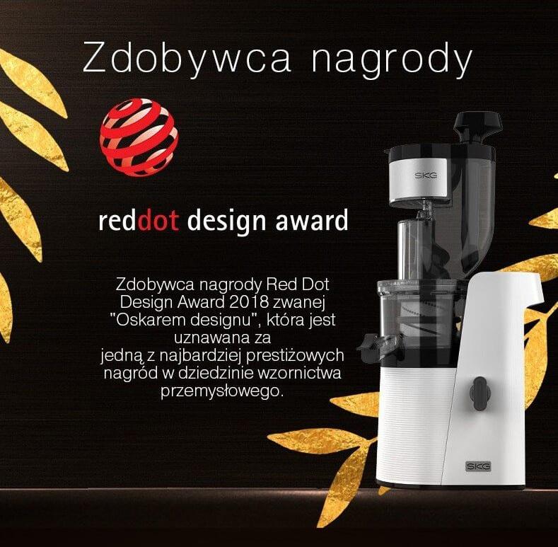 Red Dot winner A10 SKG