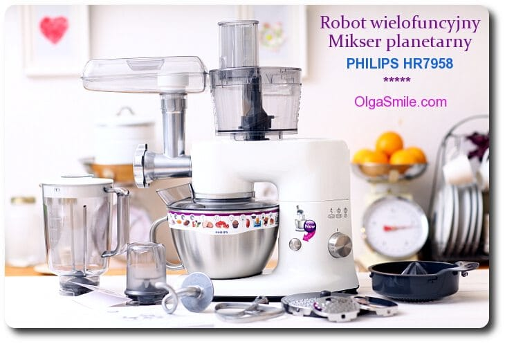 Robot kuchenny Philips HR7958