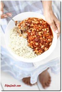 Ryż z fasolą