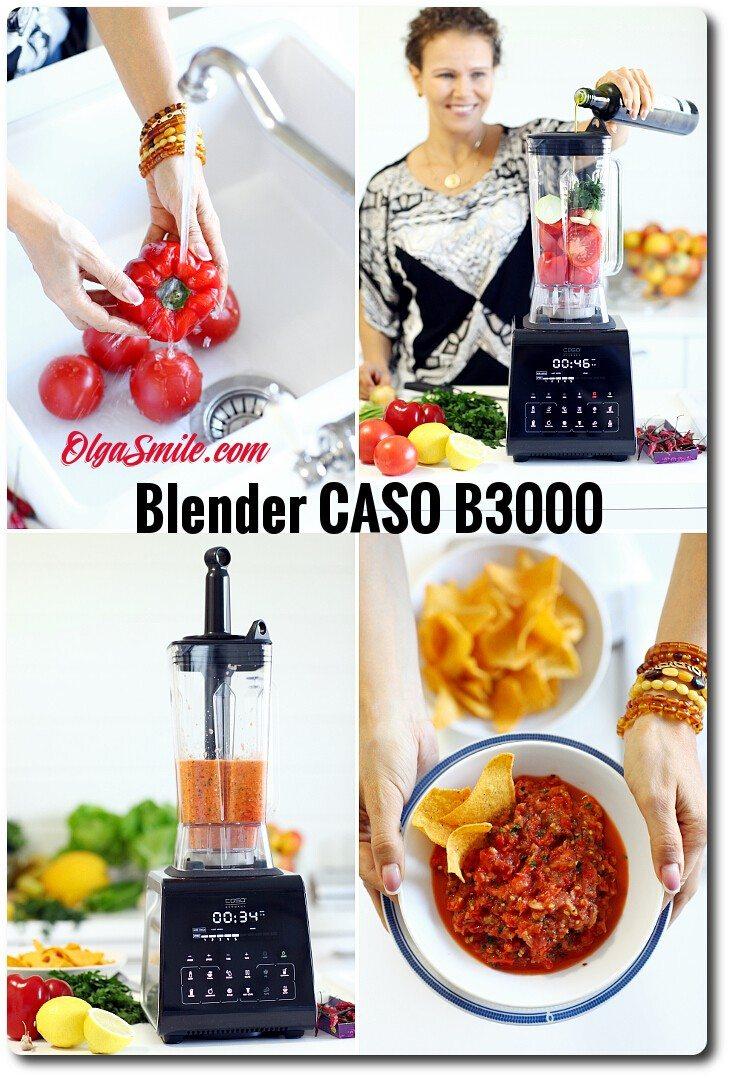 Blender CASO B3000