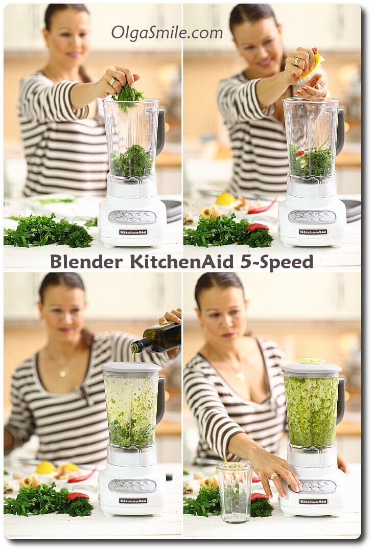 Blender KitchenAid 5-Speed