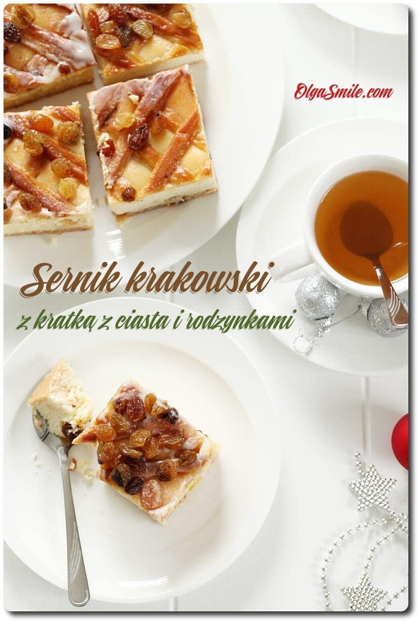 Sernik krakowski