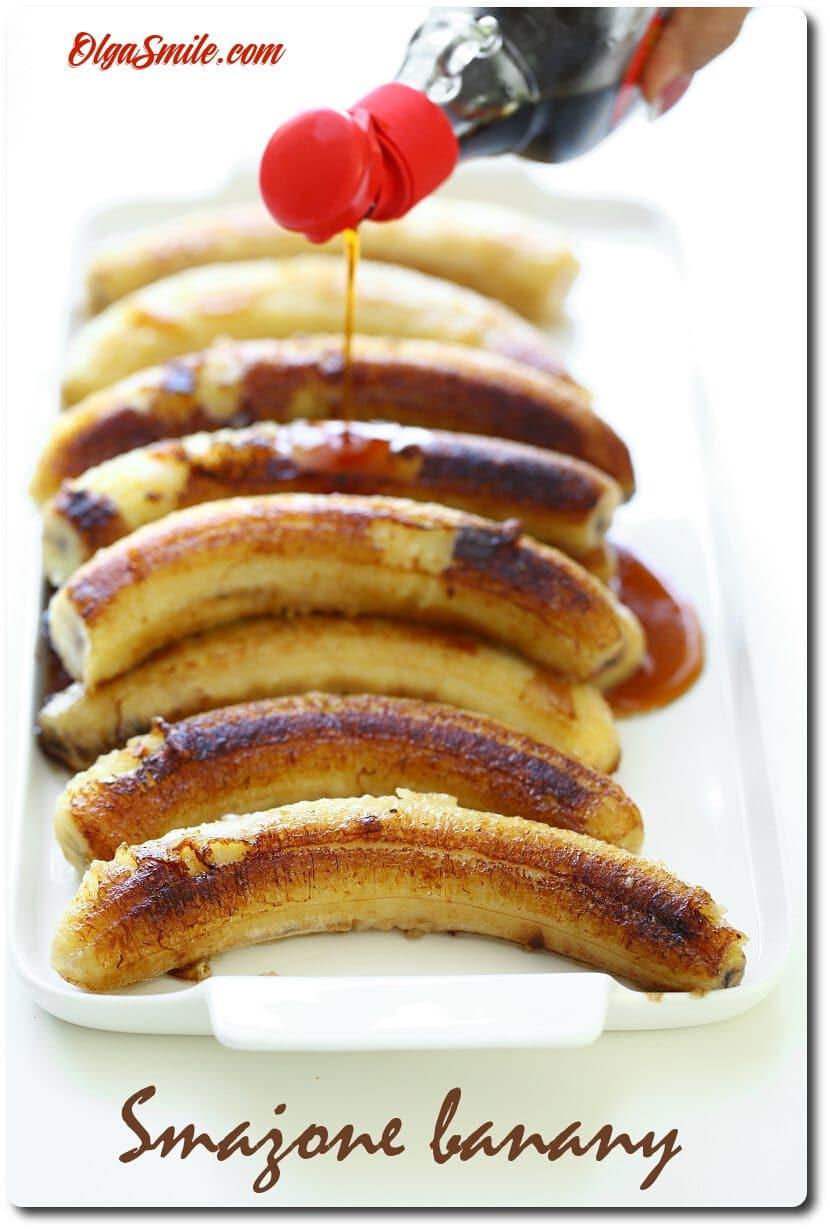 Smażone banany