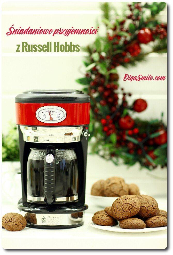 Śniadaniowe przyjemności z Russell Hobbs