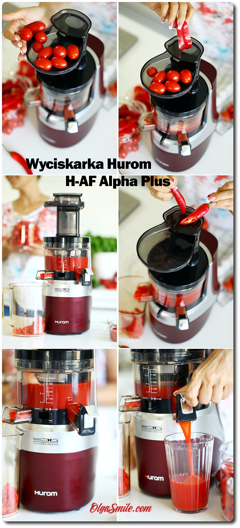 Wyciskarka Hurom H-AF Alpha Plus