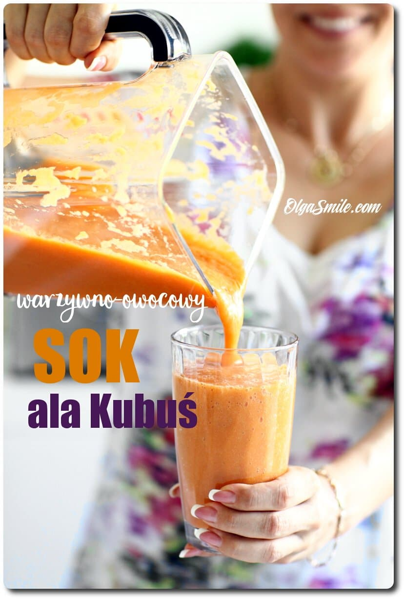 sok warzywno owocowy