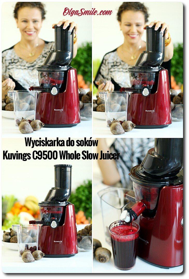 Wyciskarka Kuvings C9500 Whole Slow Juicer