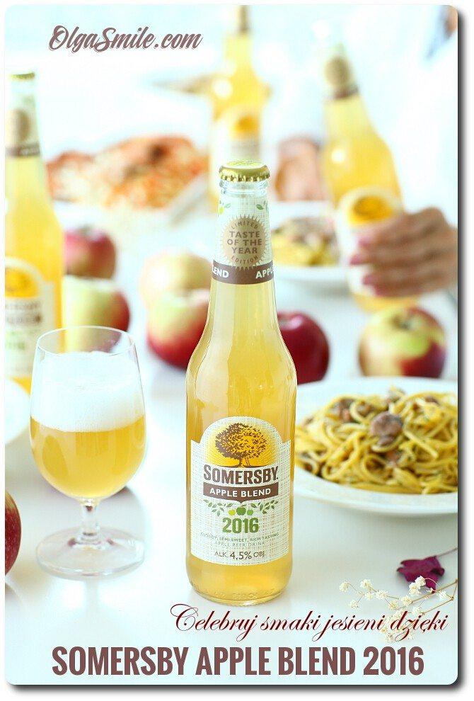 Celebruj smaki jesieni dzięki Somersby Apple Blend