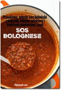 SOS BOLOGNESE