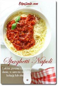 Spaghetti Napoli