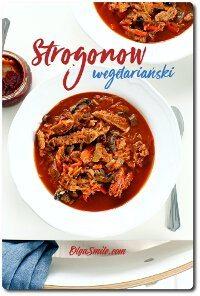 Strogonow wegetariański
