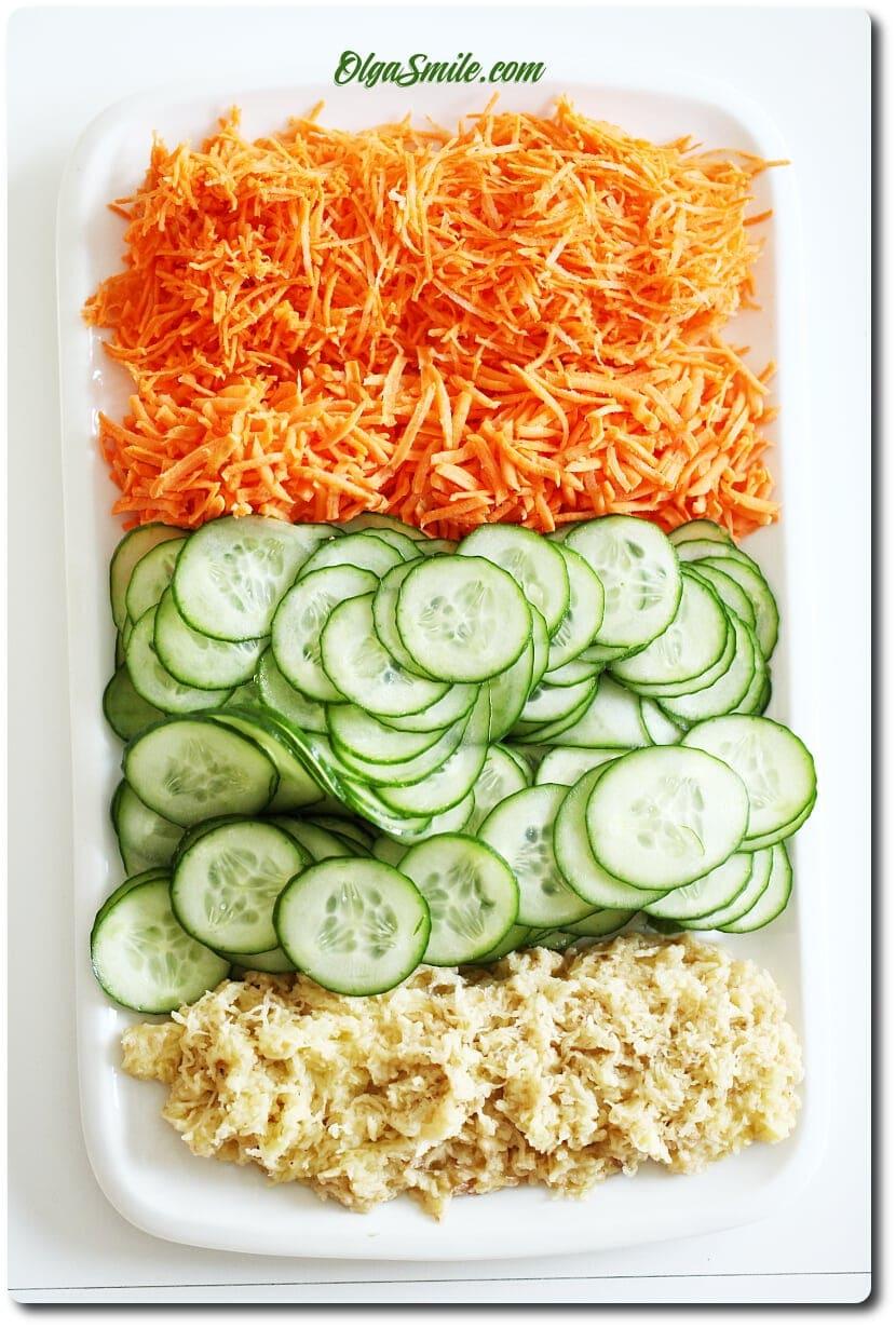 Tefal i-Companion warzywa starte na krajalnicy do warzyw