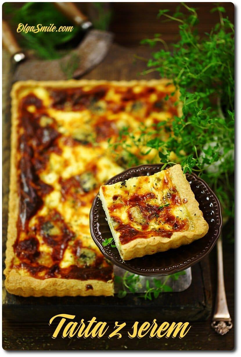 Tarta z serem
