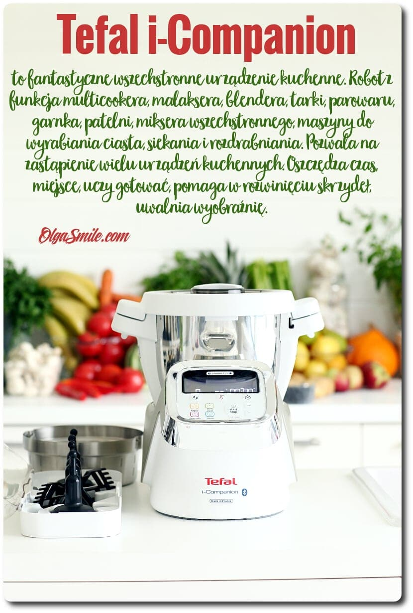 Tefal i-Companion i robot kuchenny