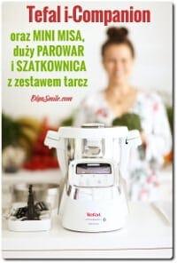 Tefal i-Companion multikooker i robot kuchenny