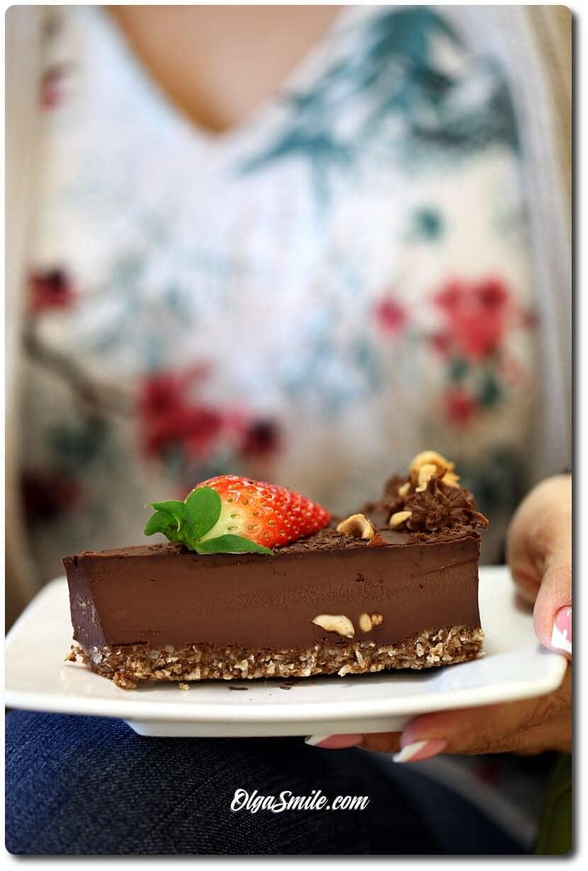 Wegańskie i bezglutenowe ciasta w Cukierni PIECE OF CAKE
