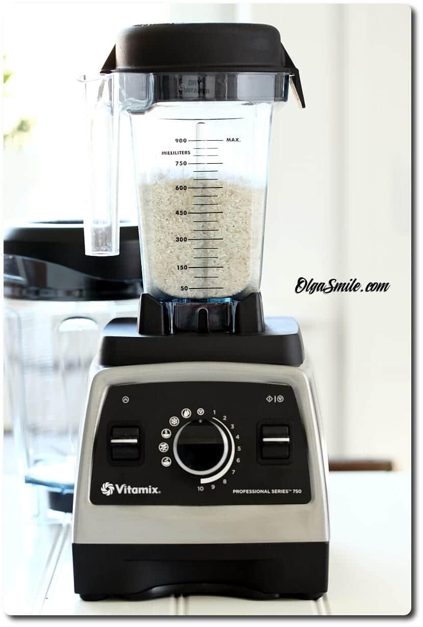 Vitamix Pro 750 - dry container 900 ml