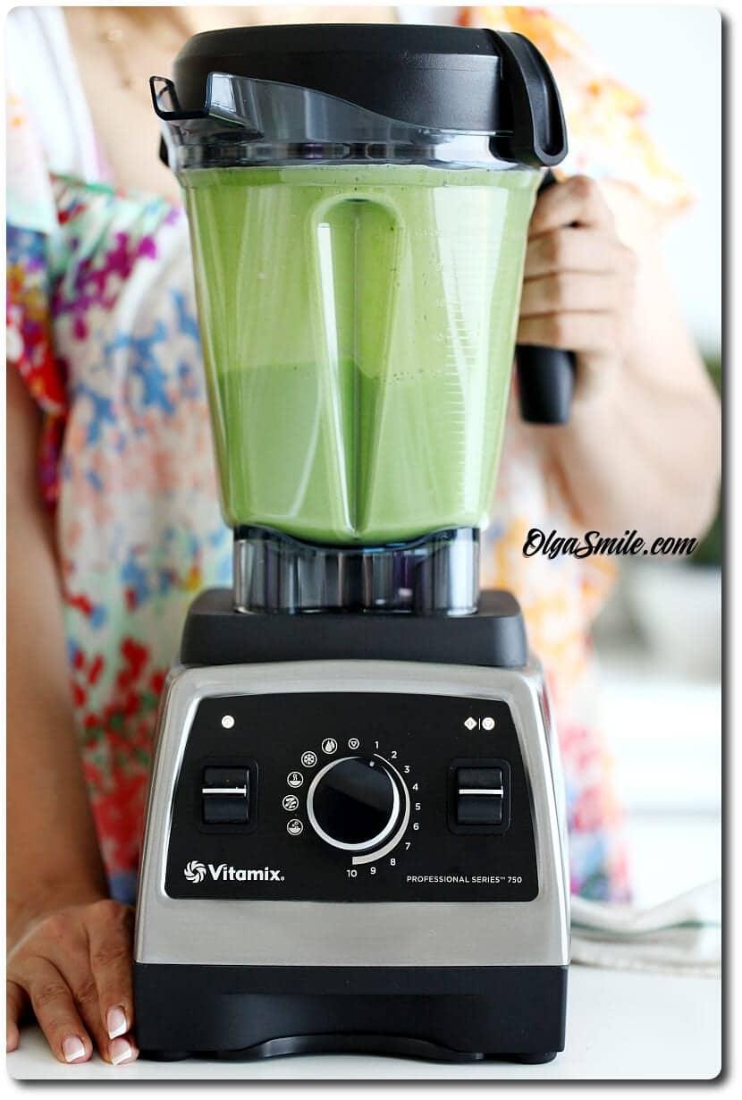 Blender wysokoobrotowy Vitamix Pro 750