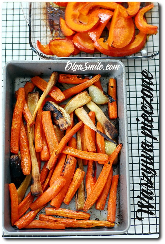 Warzywa pieczone