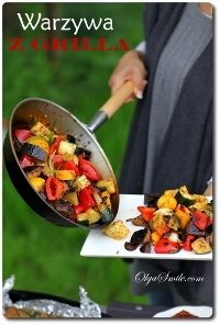 Warzywa z grilla