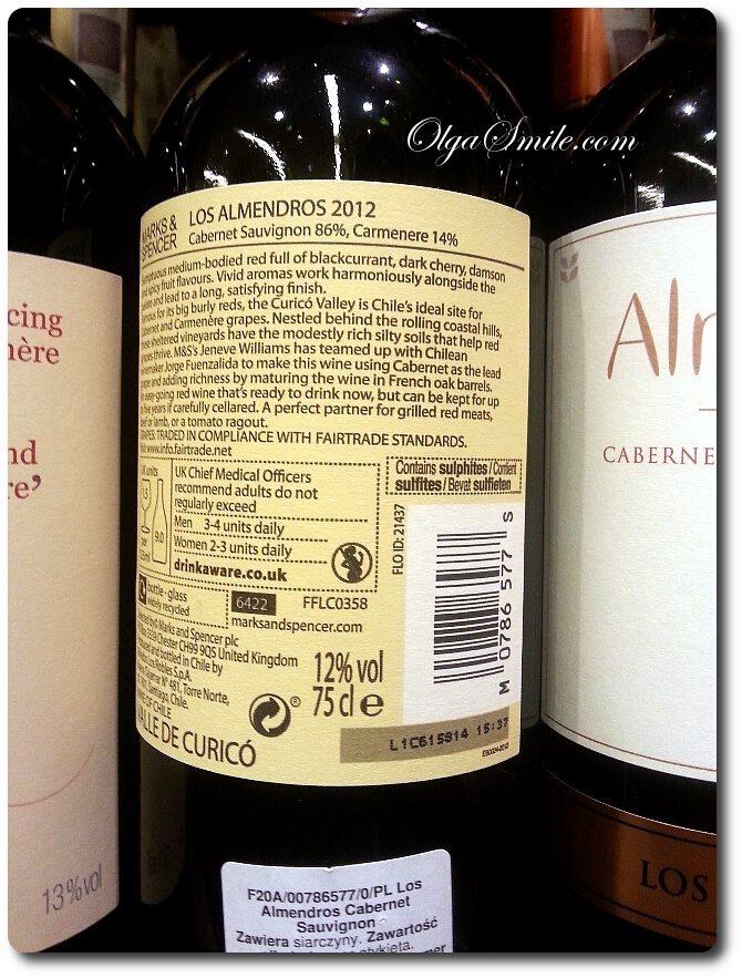 Wino bez oznaczeń
