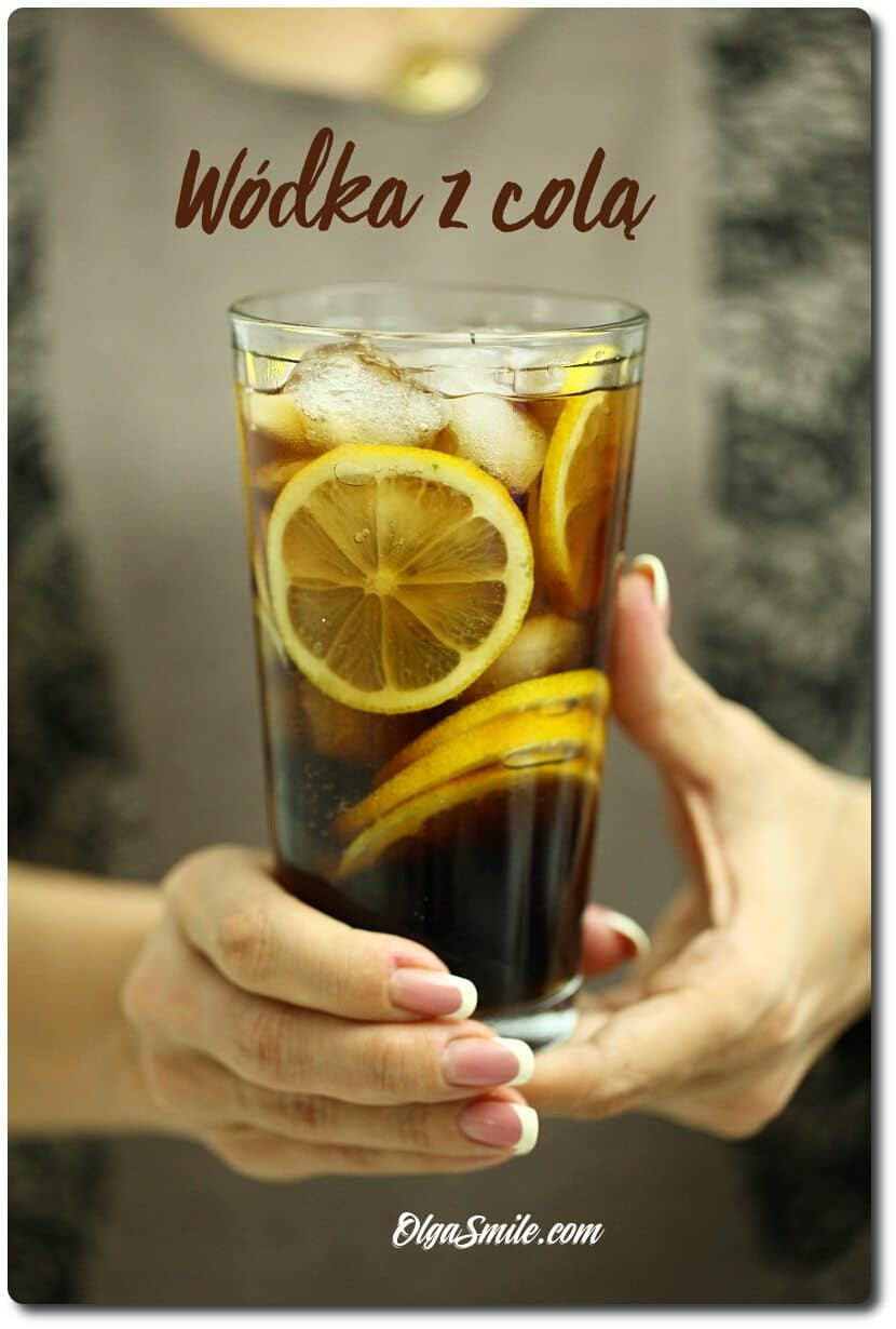 Wódka z colą