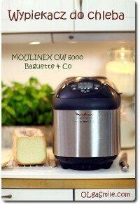 Wypiekacz do chleba MOULINEX OW 6000 Baguette&Co