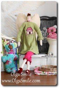 O zabawkach Tilda i twórczości własnej słów kilka