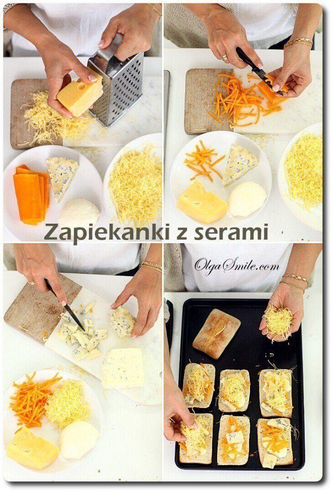 Zapiekanki z serem