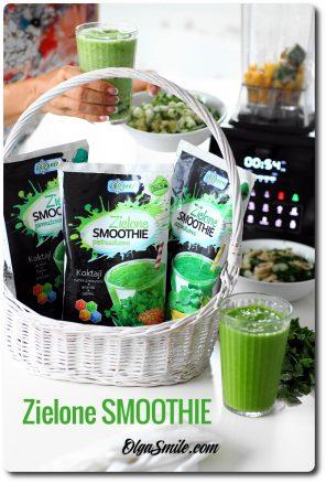 Zielone smoothie Unifreeze