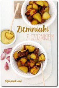 Ziemniaki z czosnkiem
