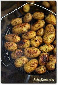 Ziemniaki z grilla
