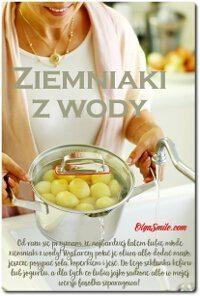 Ziemniaki z wody
