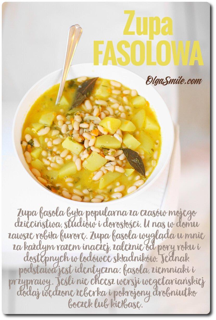 Zupa z fasoli