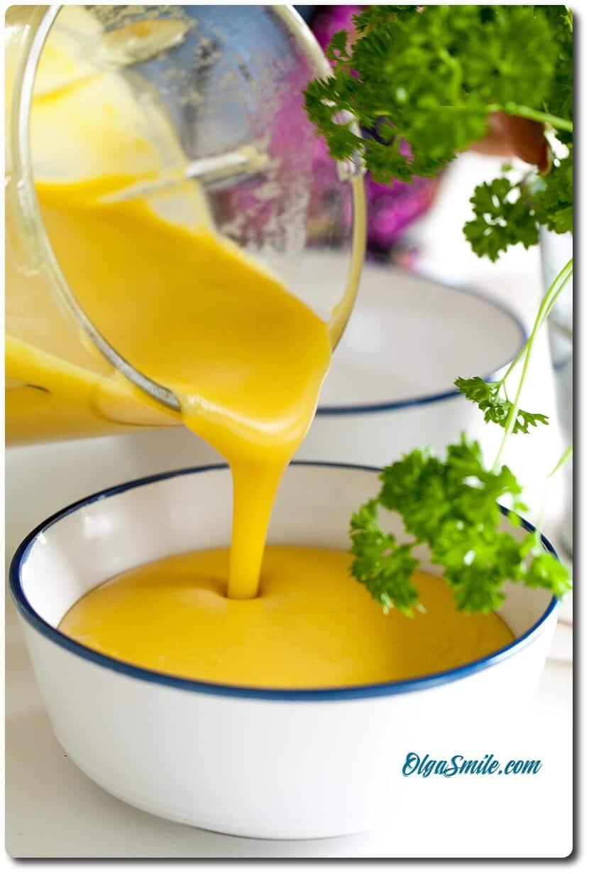 Zupa jarzynowa krem