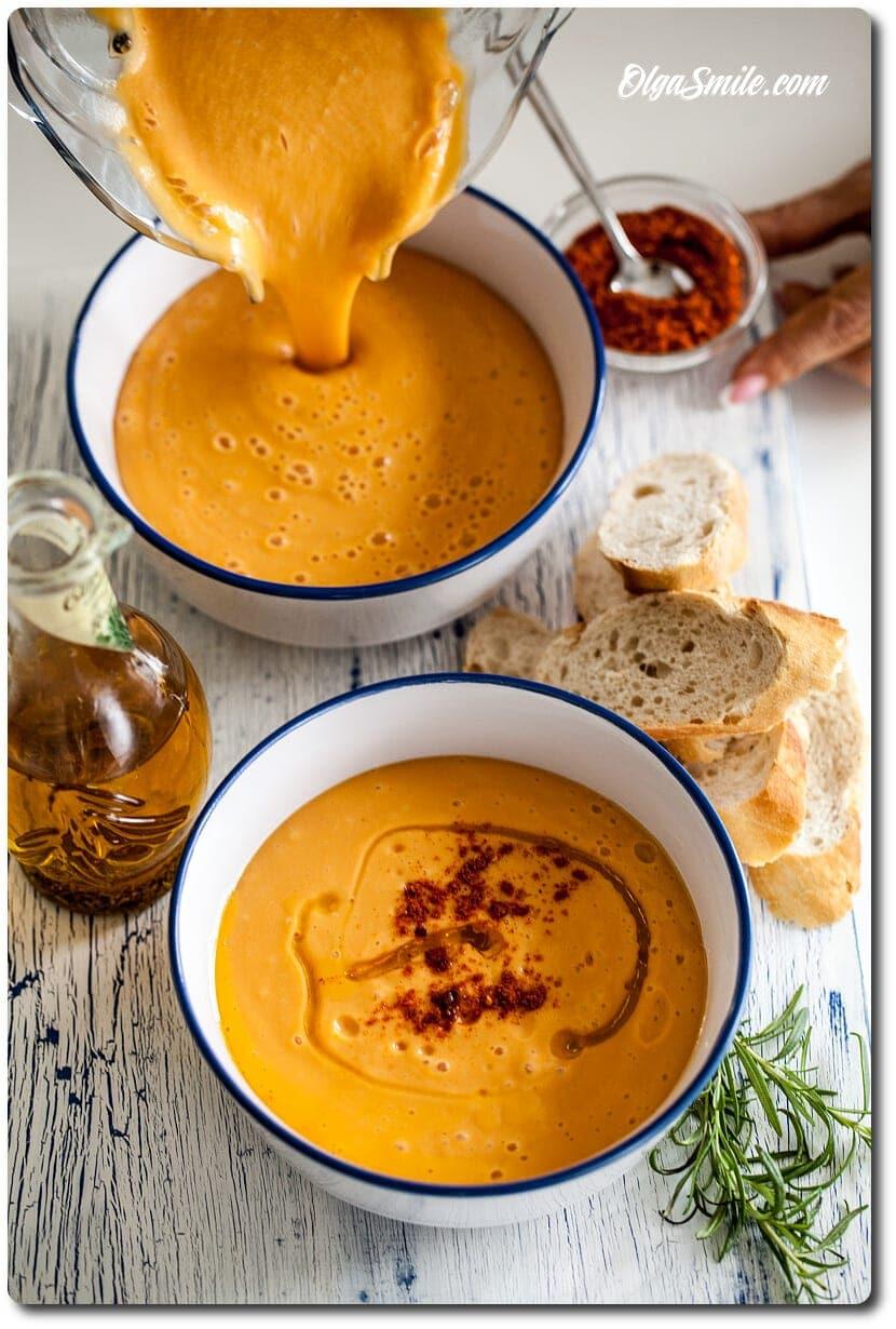 Zupa marchwiowa