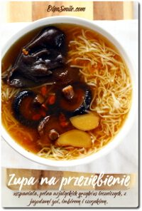 Zupa na przeziębienie