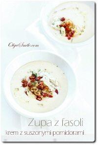 Zupa z fasoli krem