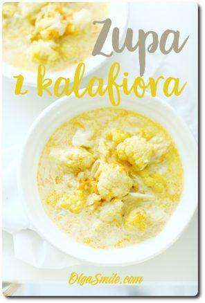 Zupa z kalafiora