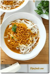 Zupa z soczewicą i makaronem