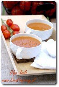 Zupa pomidorowa krem