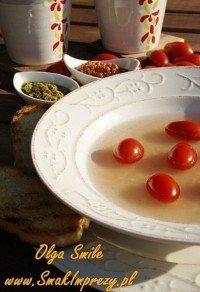 Chłodnik pomidorowy i ogórkowy
